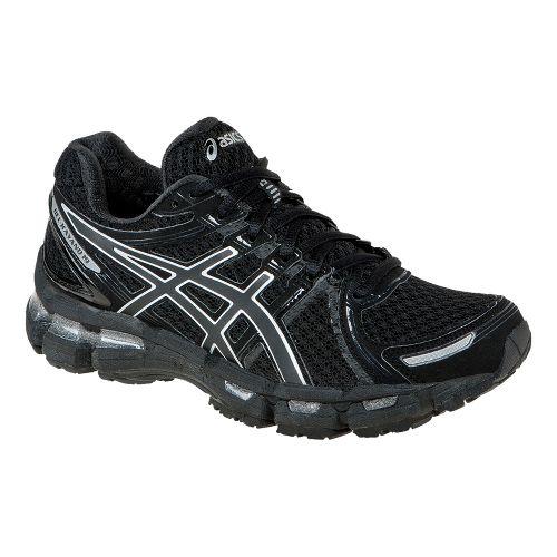Womens ASICS GEL-Kayano 19 Running Shoe - Black 11.5