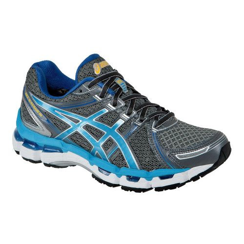 Womens ASICS GEL-Kayano 19 Running Shoe - Bluebell/Blue 12.5