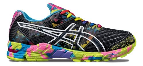 asics trainers bright colours
