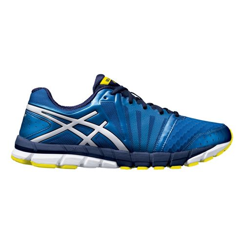 Mens ASICS GEL-Lyte33 2 Running Shoe - Blue 9
