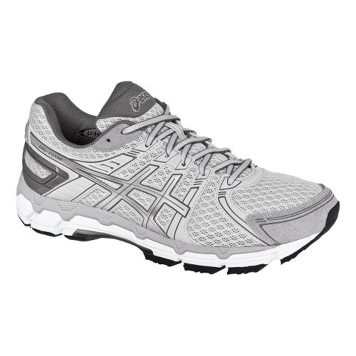 Mens ASICS GEL-Forte Running Shoe - Graphite/Lightning 10.5