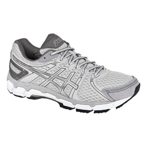 Mens ASICS GEL-Forte Running Shoe - Graphite/Lightning 12