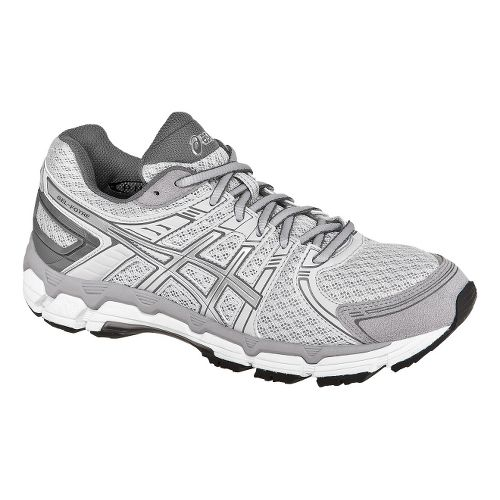 Womens ASICS GEL-Forte Running Shoe - Graphite/Lightning 12