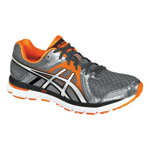 Mens ASICS GEL-Excel33 2 Running Shoe - Titanium/Lightning 15