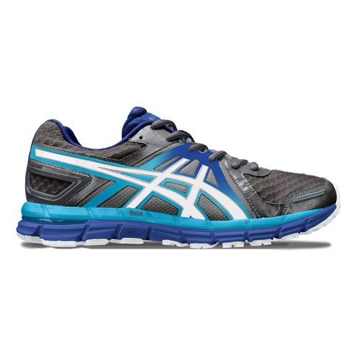 Womens ASICS GEL-Excel33 2 Running Shoe - Titanium/Turquoise 5.5