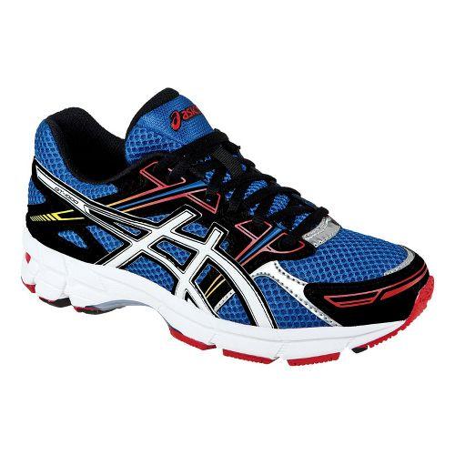 Kids ASICS GT-1000 GS Running Shoe - Blue/White 2