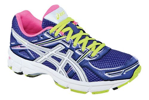 Kids ASICS GT-1000 Running Shoe - Grape/White 7Y