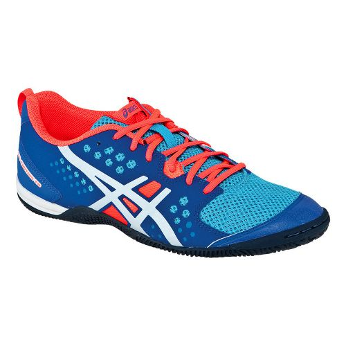 Womens ASICS GEL-Fortius TR Cross Training Shoe - Blue 5.5