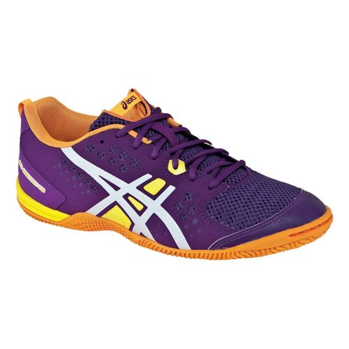 Womens ASICS GEL-Fortius TR Cross Training Shoe - Grape/White 7.5