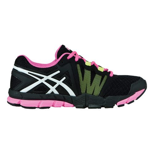 Womens ASICS GEL-Craze TR Cross Training Shoe - Black/Pink 8.5