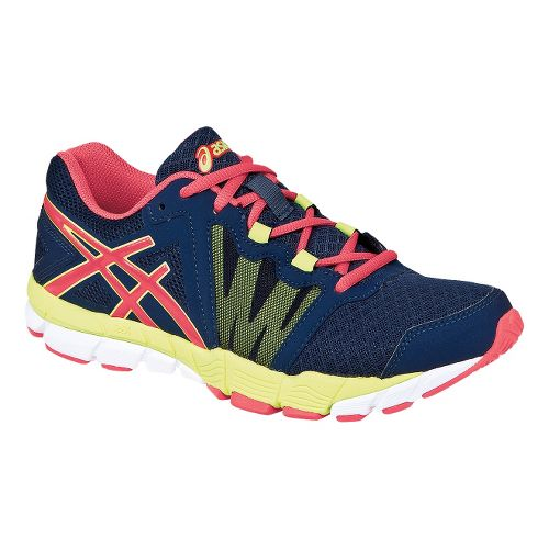 Womens ASICS GEL-Craze TR Cross Training Shoe - Navy/Raspberry 6.5