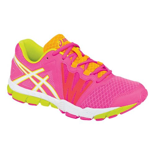 Womens ASICS GEL-Craze TR Cross Training Shoe - PinkGlo/White 6.5