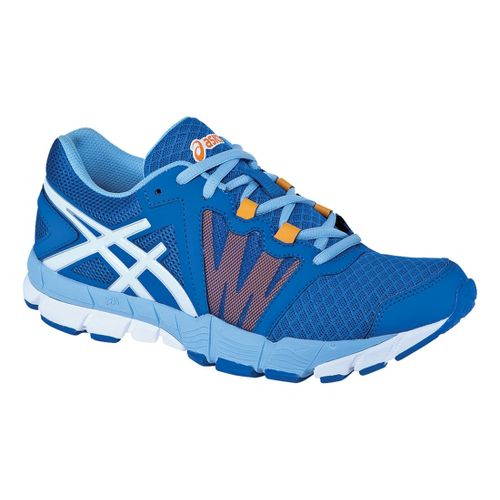 Womens ASICS GEL-Craze TR Cross Training Shoe - Ultra Marine/White 9
