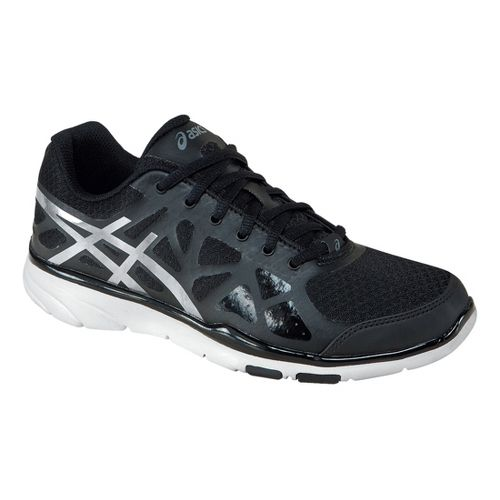 Womens ASICS GEL-Harmony TR Cross Training Shoe - Black/Titanium 6.5