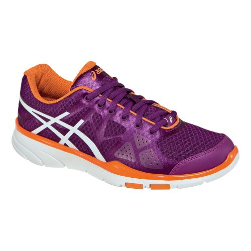 Womens ASICS GEL-Harmony TR Cross Training Shoe - Plum/White 8.5