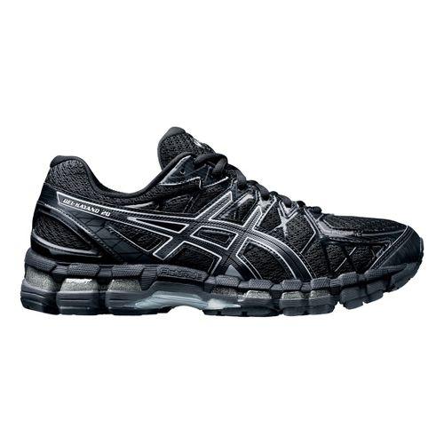 Mens ASICS GEL-Kayano 20 Running Shoe - Black 6