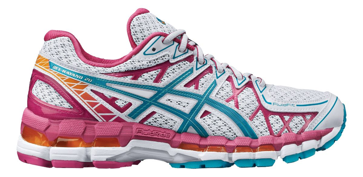 asics womens running shoes kayano 20