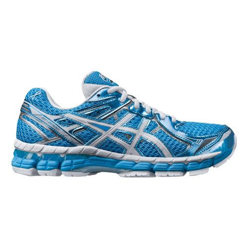 Womens ASICS GT-2000 2 Running Shoe - Blue 8
