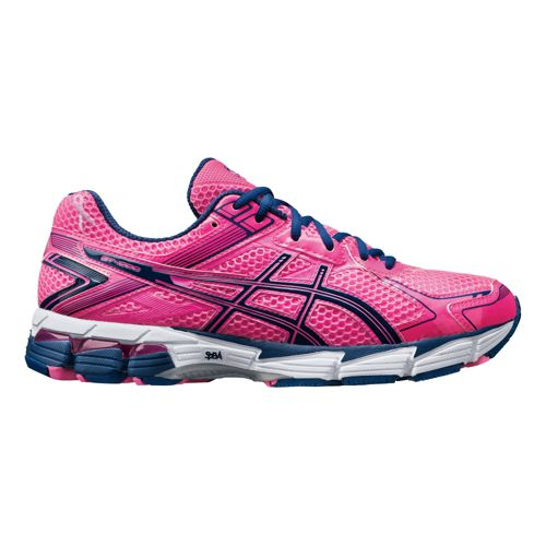 Mens ASICS GT-1000 2 Running Shoe - Pink 11.5