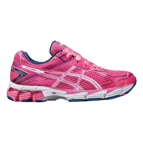 Womens ASICS GT-1000 2 Running Shoe - Pink 8