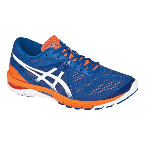 Mens ASICS GEL-Excel33 3 Running Shoe - Royal/White 11.5