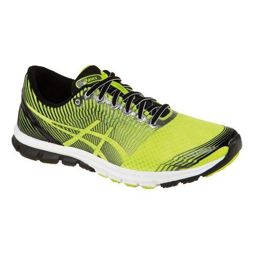 Mens ASICS GEL-Lyte33 3 Running Shoe - Green/Black 7.5