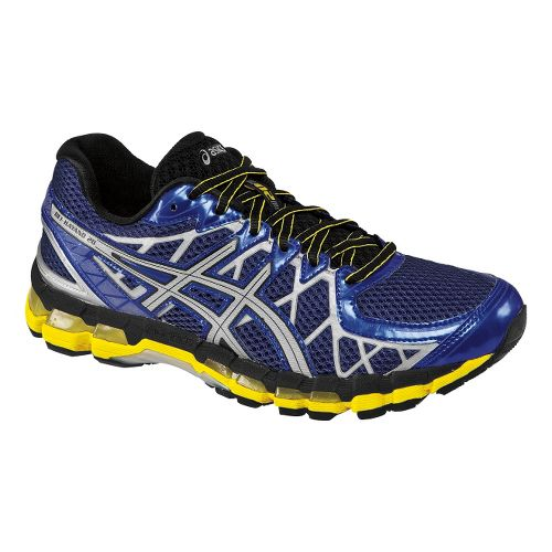 Mens ASICS GEL-Kayano 20 Lite-Show Running Shoe - Royal 12