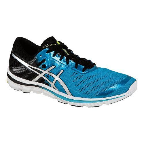 Mens ASICS GEL-Electro33 Running Shoe - Turquoise/Lightning 12