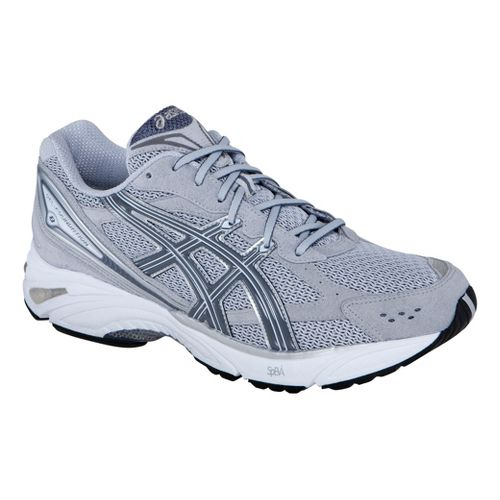 Mens ASICS GEL-Foundation 8 Running Shoe - Lightning/Storm 7.5