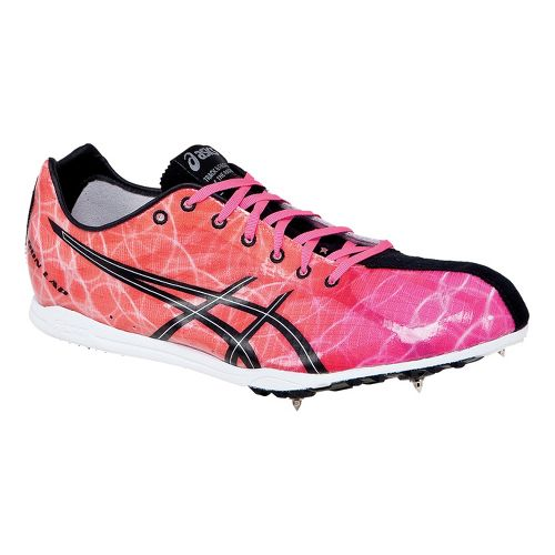 ASICS GunLap Track and Field Shoe - Pink/Black 10.5