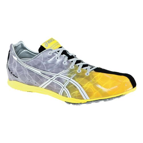 ASICS GunLap Track and Field Shoe - Yellow/Black 5.5