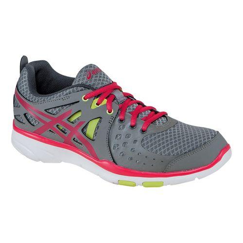 Womens ASICS GEL-Sustain TR 2 Cross Training Shoe - Grey/Pink 8.5