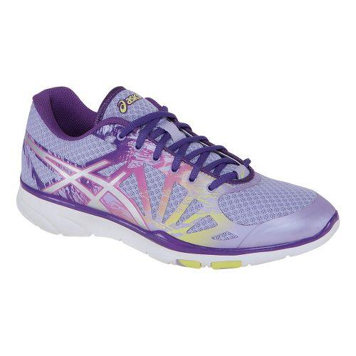 Womens ASICS GEL-Harmony TR 2 Cross Training Shoe - Lavender/Lightning 10.5