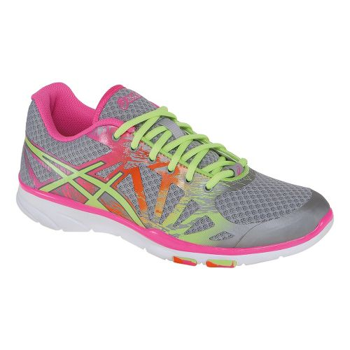 Womens ASICS GEL-Harmony TR 2 Cross Training Shoe - Penguin/Limeade 11.5