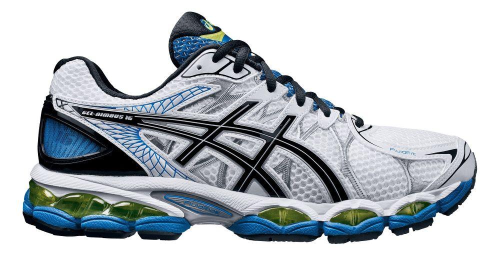 mens asics gel nimbus 16 athletic shoes ebay