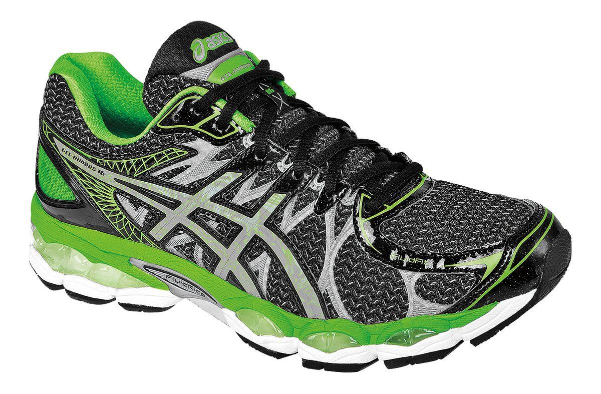 asics gel nimbus 15 lite-show mens running shoe