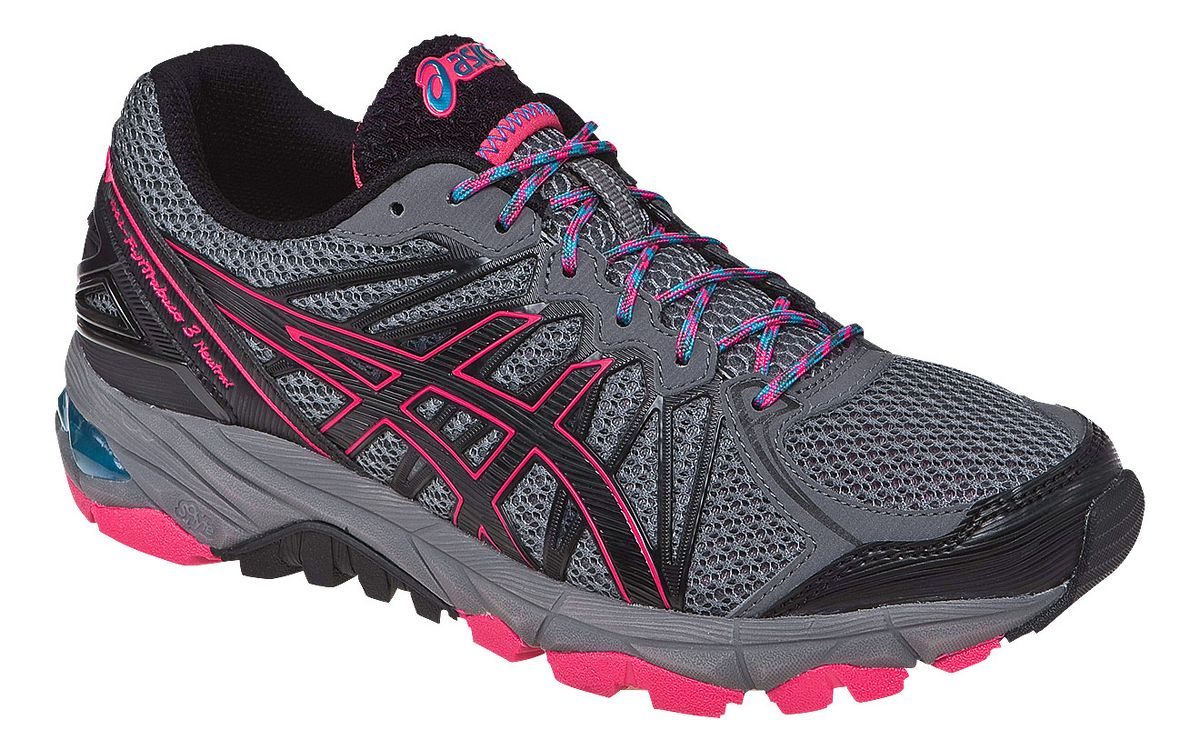 asics trail running shoes ladies