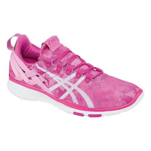 Womens ASICS GEL-Fit Sana Cross Training Shoe - Orchid/Pink 7.5