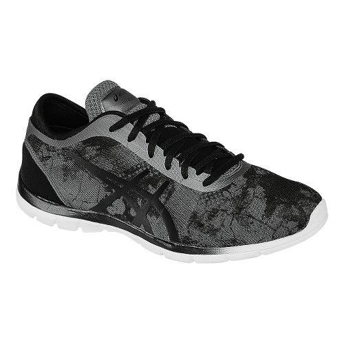 Womens ASICS GEL-Fit Nova Cross Training Shoe - Carbon/Onyx 9