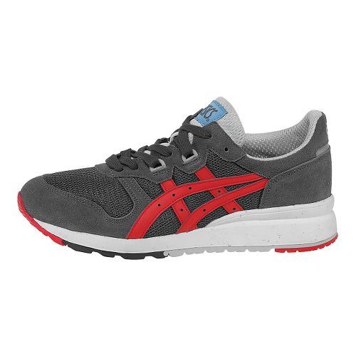 ASICS GEL-Epirus Casual Shoe - Grey/Red 12.5