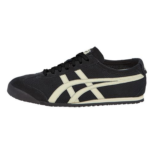 ASICS Mexico 66 Casual Shoe - Black/Off White 10.5