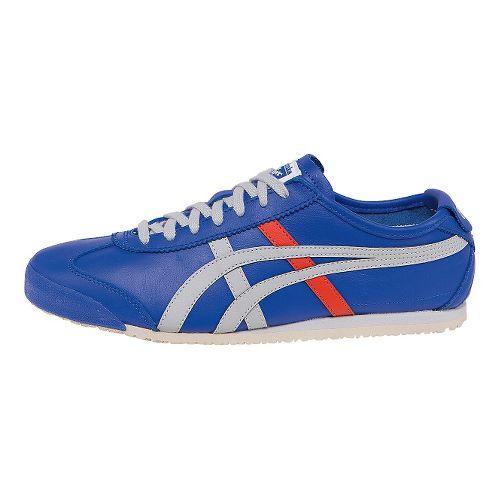ASICS Mexico 66 Casual Shoe - Blue/Grey 10.5