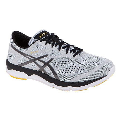 Mens ASICS 33-FA Running Shoe - Cloud/Titanium 11