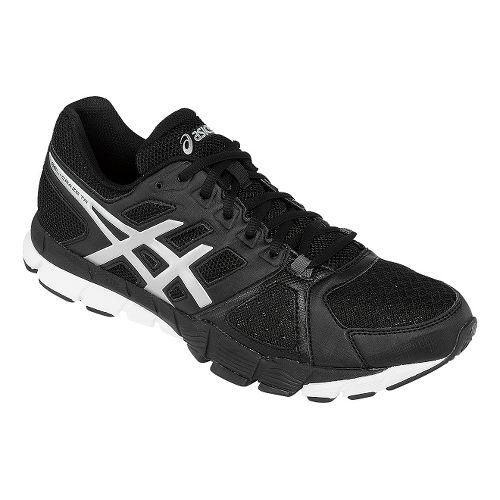 Mens ASICS GEL-Craze TR 2 Cross Training Shoe - Black/Platinum 8.5