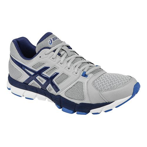 Mens ASICS GEL-Craze TR 2 Cross Training Shoe - Stone/Navy 9.5