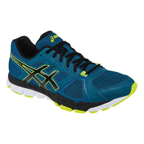 Mens ASICS GEL-Craze TR 2 Cross Training Shoe - Mosiac Blue/Onyx 7.5