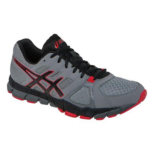 Mens ASICS GEL-Craze TR 2 Cross Training Shoe - Grey/Red 11.5