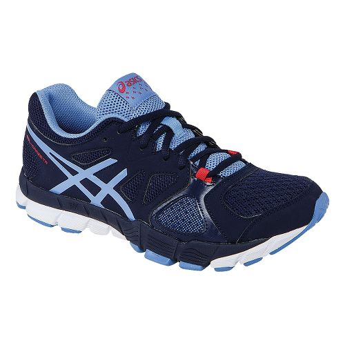 Womens ASICS GEL-Craze TR 2 Cross Training Shoe - Navy/Periwinkle 11.5