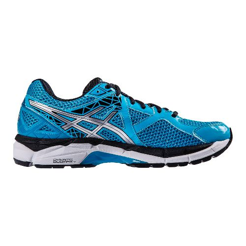 Mens ASICS GT-2000 3 Running Shoe - Blue/Black 12
