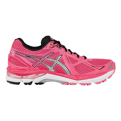 Womens ASICS GT-2000 3 Running Shoe - Pink/Black 6